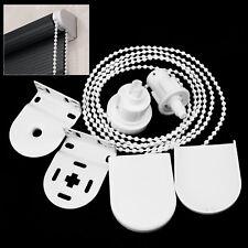 Metal Roller Blind Fittings Repairing Parts Kit Brackets Heavy Duty 32mm White