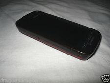 Nokia Xpress Music 5800 red OVP, sin bloqueo SIM & tratado, HSDPA, Wi-Fi, 1j. garantía