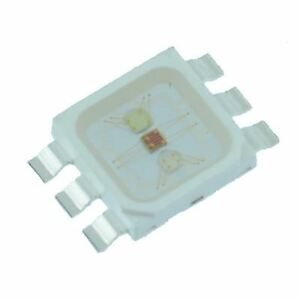 RGB 1W High Power SMD LED