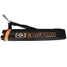 Easton 022686 Flipside Black 2-Tube Bow Hunting RH/LH Archery Arrow Quiver