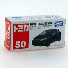 Takara Tomy Tomica No.50 Ford Focus RS500 Scale 1 : 62 Toy Car Japanese Import