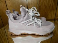 Women's Nike City Loop Particle Rose Summit White AA1097 601 Size 6.5