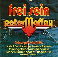 PETER MAFFAY : FREI SEIN / CD (BMG ARIOLA MÜNCHEN 1980)