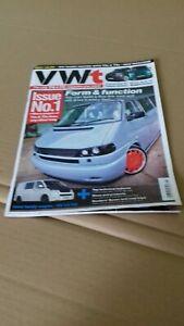 Vw transporter magazine issue no.1