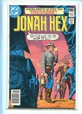 JONAH HEX #33 NM 9.6 DRAMATIC COVER GEM UNCIRCULATED GEM