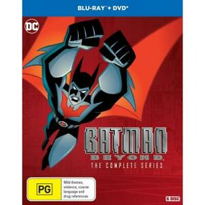 Batman Beyond - The Complete Series Collection (Blu-Ray,2020) REGION B