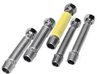 Kit raccordi giunti flessibili per collegamento allacciamento caldaia impianto