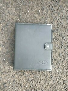 Land Rover Discovery 1 - Owners Manual Pack - With Leather Wallet