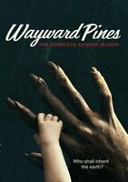 Wayward Pines: The Complete Second Season (Season 2) (3 Disc) DVD NEW