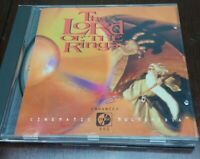 Vintage Video Game LORD OF THE RINGS by Interplay 1993 IBM PC MS-DOS