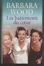 Les battements du coeur.Barbara WOOD.France loisirs Z003