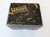 Vintage Zadiix Junior 35mm Slide Viewer in box WORKS, USES AMBIENT LIGHT