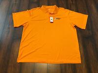 NBC Sports Network Antigua Golf Polo Shirt Mens 2XL Woods Spieth