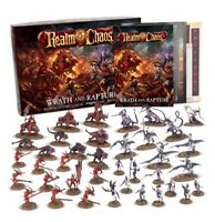 Realm of Chaos: Wrath and Rapture Chaos Daemons Warhammer Age of Sigmar NIB