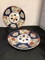 Antique Chinese Plates.