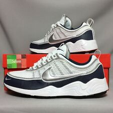 Nike Air Zoom Spiridon UK9 926955-103 EUR44 US10 Bianco Argento'16 OG 16 Ultra