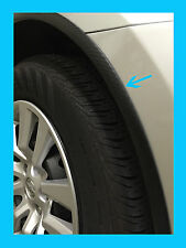 MERCEDES CARBON FIBER WHEEL WELL FENDER TRIM MOLDING 4PC W/5YR WARRANTY