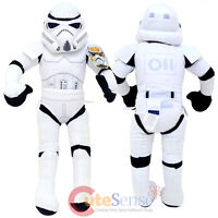 "Star Wars Stormtrooper Large Plush Doll 26"" Bedding Cuddle Pillow Buddy Cushion"
