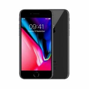 Apple iPhone 8 4G Refurbished Unlocked A1863 (CDMA + GSM) Smartphone
