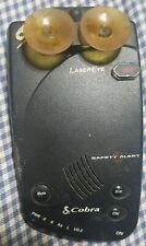 Cobra Laser Eye 360 Talking Radar Laser Detector 6 Band Safety Alerts Esd-6200