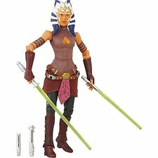 "Star Wars Black Series 3.75"" Ahsoka Tano Walmart Exclusive Hasbro New"