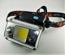RECHARGEABLE HEADLAMP LIGHT LL-6653B NIGHT HEADLAMP USB CHARGING UK STOCK