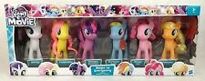 Hasbro My Little Pony Mega Collection Pack Includes 6 Pony Figures Toys *NEW*