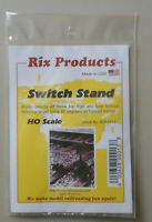 SWITCH STAND HO 1:87 SCALE For RAILROADS TRAIN TRACKS LAYOUT RIX 13