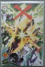 UNIVERSE X #1.ALEX ROSS DYNAMIC FORCES PAINTED VARIANT MARVEL 200 1ST PRINT.VFN+