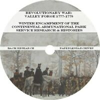 Revolutionary War: Valley Forge 1777-1778 Encampment NPS Research & Histories