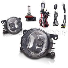 For Grand Vitara & SX4 Fog Lights Front Bumper Lights w/Wiring Kit - Clear