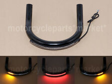 230mm Cafe Racer Frame Hoop Tracker End Upswept Seat Loop Large GN CB With Light