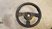 VW GOLF JETTA MK1 MK2 CADDY MK1 RAID STEERING WHEEL SPORT KBA70155