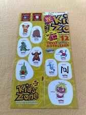Sticker Sammelsticker Anime Stickerbogen Pokemonsticker Kids Zone Kussilla