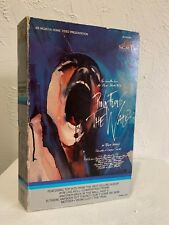 RARE Pink Floyd: The Wall - 1982 Big Box Edition VHS