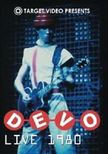 Devo - Live In Amaray 1980 (DVD + CD)  Alternative / Pop  NEW!