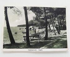 Lussinpiccolo Postkarte Illustriert - Cigale Reiste 1941 (Cro 96)