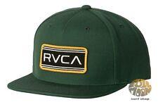 New RVCA  Indus Five Panel Mens Snapback Cap Hat