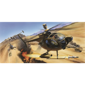 Academy 1/48 Scale Hughes 500-D Tow Helicopter