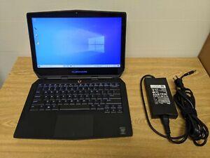 Alienware 13 Laptop - i7-5500U / GTX 860M / 8gb Ram / 250gb SSD (2)