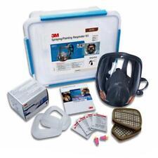 3M Spraying Painting Respirator Kit 6851 A1p2 Large