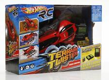BRAND NEW Hot Wheels RC Terrain Twister Vehicle Remote Control - RED