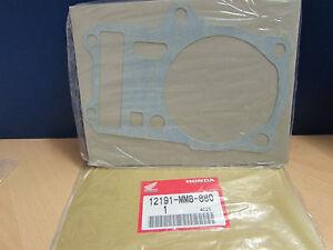 HONDA VT1100 CYLINDER  GASKET 12191-MM8-880 NEW OLD STOCK..