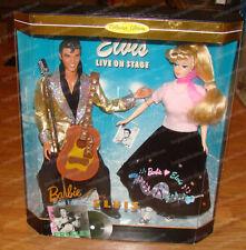 Barbie Loves Elvis (Barbie Collector Edition by Mattel, 17450) 1996 Gift Set