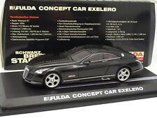 Schuco 1/43 - Fulda Concept Car Exelero