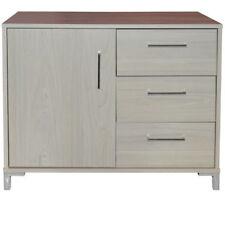 anrichten sideboards aus mdf spanplatte holzoptik g nstig kaufen ebay. Black Bedroom Furniture Sets. Home Design Ideas