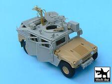 Black Dog 1/48 IDF Up-armored HMMWV Humvee Conversion Set (for Tamiya) T48058