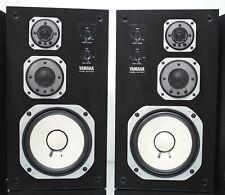 Yamaha NS-100M Paar Studio Lautsprecher Monitor 3 Way Speaker Matched Pair TOP!!