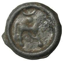 Gallo-Belgic Celtic Northeast Gaul Nervii AE Potin DT-629 Ancient Medieval Coin