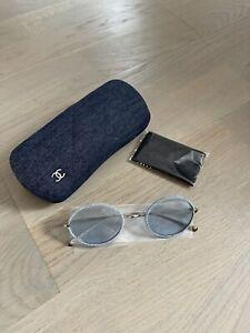 chanel sunglasses women ladies 100% authentic ultra rare